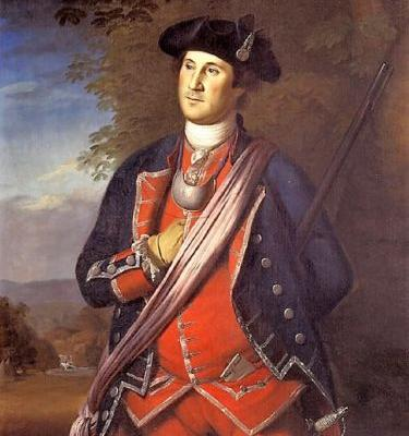 America - A Struggle between Aspirations & Realities - Already in battle, Geo Washington reacts to 1776 Declaration Days Later