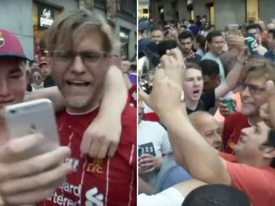 Toe Poke Daily: Klopp doppelganger mobbed in Madrid ahead of Champions League final