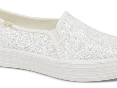 Keds and Kate Spade Just Joined Together to Create the Cutest Wedding Sneaker Collection