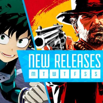 Top New Games Releasing On Nintendo Switch, PS4, Xbox One, And PC This Week - October 21-27