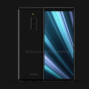 Sony Xperia XZ4 could squeeze crazy big battery into impressively thin body