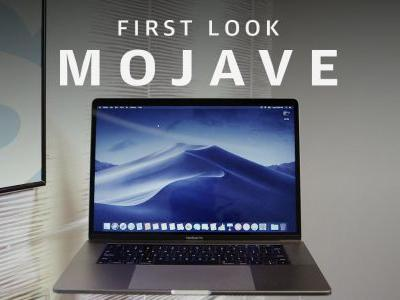 MacOS Mojave first look: Minor but welcome additions