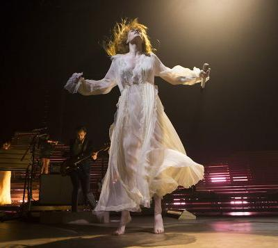 Watch Florence + The Machine Debut A New Song In Perth