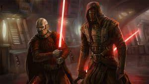 A Star Wars: Knights of the Old Republic Film May Be In Pre-Production