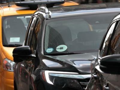 New York City Temporarily Halts More Uber And Lyft Cars On The Road