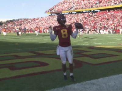 Cyclones survive widely criticized call