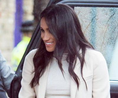 Meghan Markle steps out in $35 H&M dress
