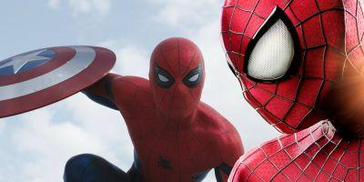 Spider-Man: Tom Holland Meets Andrew Garfield; Looking Forward to 'Advice'