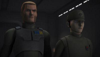 Star Wars Rebels Clip: The Empire Sets a Trap in Through Imperial Eyes