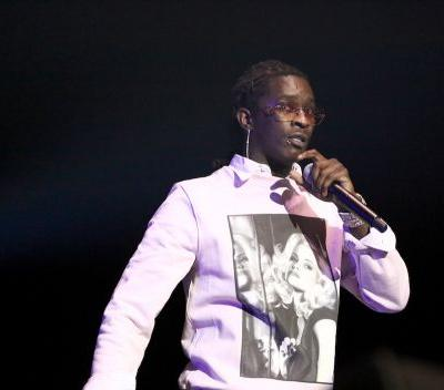 Young Thug Reportedly Arrested At Dave & Buster's During Birthday Listening Party