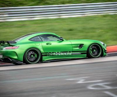 Mercedes-AMG GT-R By RENNtech Is The Fastest Mercedes To Lap The Nurburgring