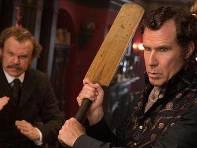 Holmes & Watson Named Worst Picture At 2019 Razzies