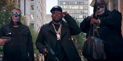 "Danger Mouse, Run the Jewels, and Big Boi Are Action Stars in ""Chase Me"" Video"