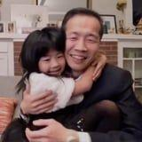 """Lee Isaac Chung's Daughter Makes a Sweet Cameo in Golden Globes Speech: """"I Prayed!"""""""