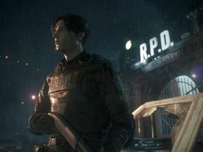 Resident Evil 2 nearly made me s !t my pants