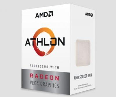 AMD's $55 Athlon 200GE brings Zen CPU cores and Radeon Vega graphics to the masses