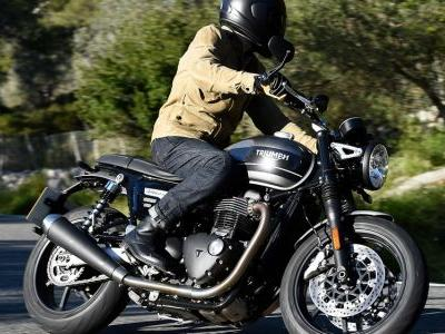 2019 Triumph Speed Twin First Ride Review