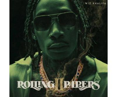 Wiz Khalifa Releases New 'Rolling Papers 2' Album