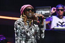 Lil Wayne Performs 'Can't Be Broken/Uproar' on 'SNL' With Halsey and Swizz Beatz: Watch