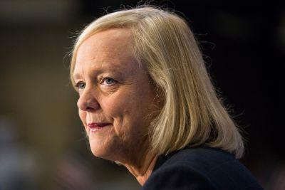 HPE CEO Meg Whitman just publicly took herself out of the running to be Uber's new boss