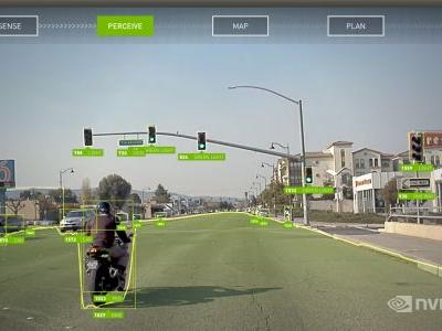 Nvidia dives into a new business segment with Drive AutoPilot