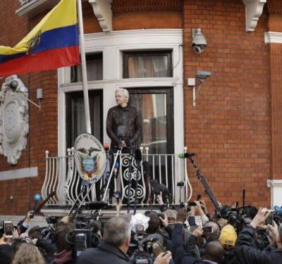 Julian Assange has been charged, U.S. prosecutors reveal in court filing goof