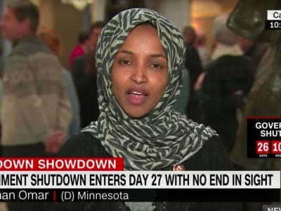 Rep. Ilhan Omar Goes After Covington Catholic Students For 'Taunting 5 Black Men'