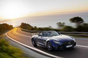 Mercedes AMG GTR Roadster Unveiled Ahead of Geneva Debut