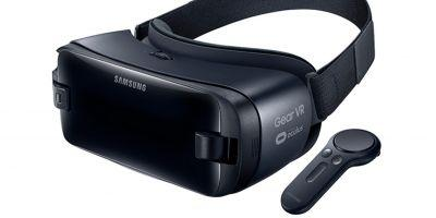 Samsung and Oculus add a controller, improved lenses to the new Gear VR