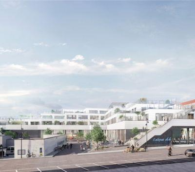 """NORD Architects and BBP Arkitekter Win Competition to Design Copenhagen's New """"Food Culture"""" Public School"""