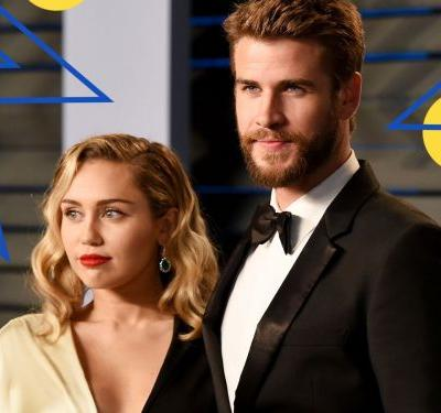 Miley & Liam Are Married - & This Is How Much They're Worth Together