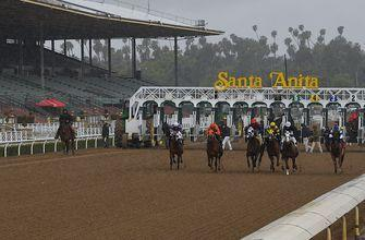 Santa Anita ends live racing because of coronavirus