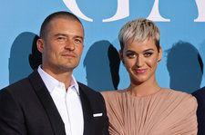 Katy Perry & Orlando Bloom Walk a Red Carpet Together For the First Time