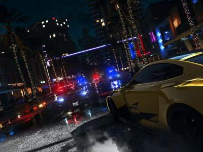 Need for Speed Heat Gameplay Debut Shows Off Customization, Cop Chases, Open World, and More