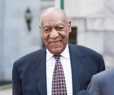 Cosby smiles as Andrea Constand details alleged sex assault