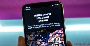 Here's what's coming to DAZN Canada in November 2019