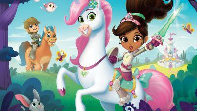 5 Reasons I Love My Daughter Being a 'Nella the Princess Knight' Fan - a Series to Empower Young Girls!