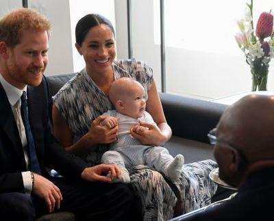 Prince Harry, Meghan Markle and Son Archie Appear in Couples' New Docuseries 'The Me You Can't See'