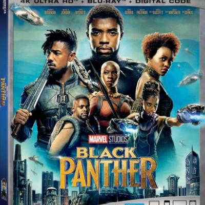 'Black Panther' 4K, Blu-ray, DVD and Digital Release Dates and Details