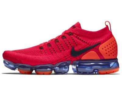 Nike Goes Red Hot With Latest Air VaporMax Flyknit 2.0