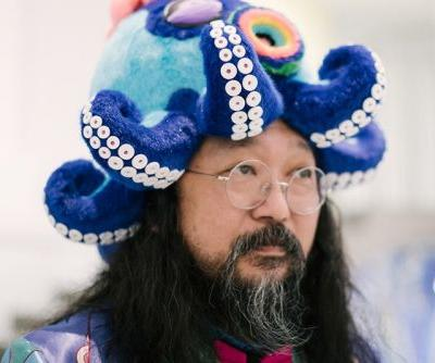 Takashi Murakami Is Opening Another New Solo Show Next Month