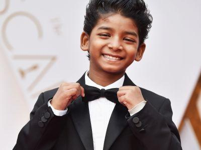 Sunny Pawar Was Extra Squeezable At The Oscars