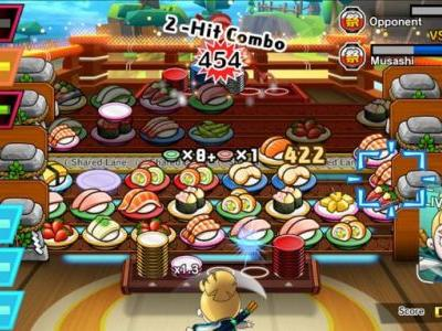 Nintendo Switch eShop is serving up a ton of sushi this week