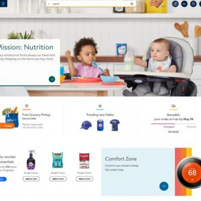 Walmart's Website Is Getting a Major Makeover
