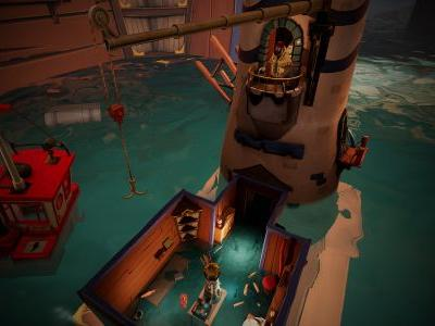 Mind-bending PS VR Puzzler A Fisherman's Tale Launches January 2019