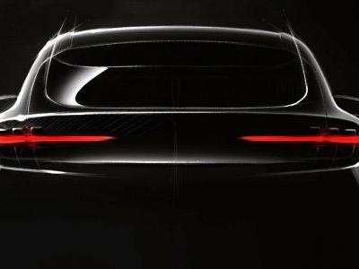 Ford Has Teased An Electric SUV Inspired By The Mustang
