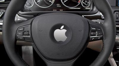 Apple Receives Permit From California DMV to Test Self-Driving Cars