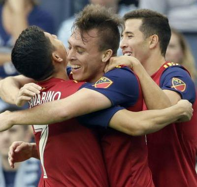 Kreilach, Baird help Real Salt Lake thump New England 4-1 in regular-season home finale