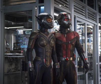 "Suit up for Marvel Studios' ""Ant-Man and the"
