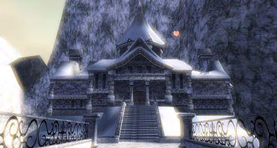 The greatest Legend of Zelda dungeon is obviously Snowpeak Ruins